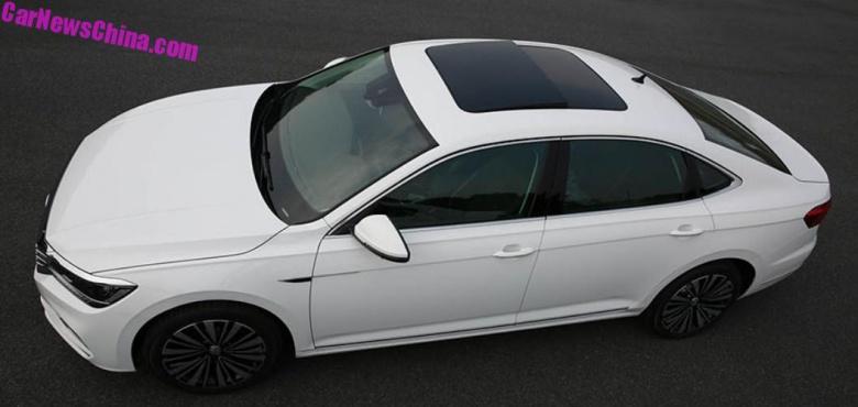 Новый VW Passat показался публике 3