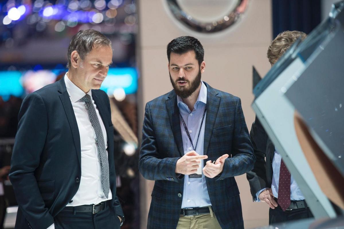 Porsche привлечет сотрудников компании Rimac для создания электрокаров 1