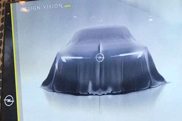 Opel готовит новую заряженную модель 1
