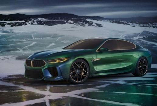 Линейка 8-й серии BMW пополнится еще двумя новинками 3