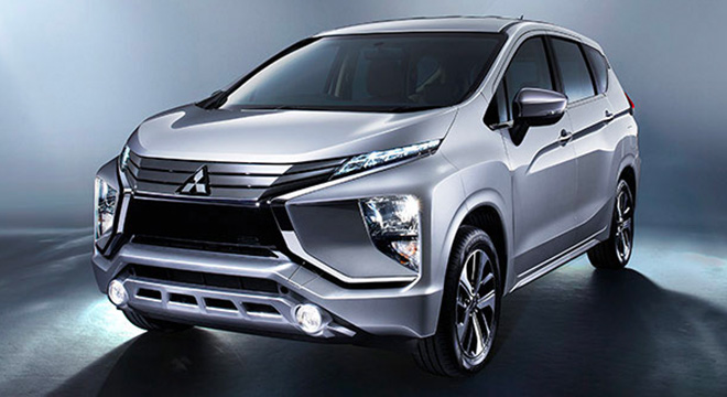 Mitsubishi выпустит бюджетную версию кроссвэна Xpander 1