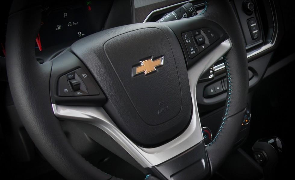 Обновлённый Chevrolet Spin показали на официальных фото 1