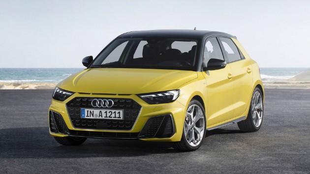 Audi презентовала компактный хетчбэк A1 1