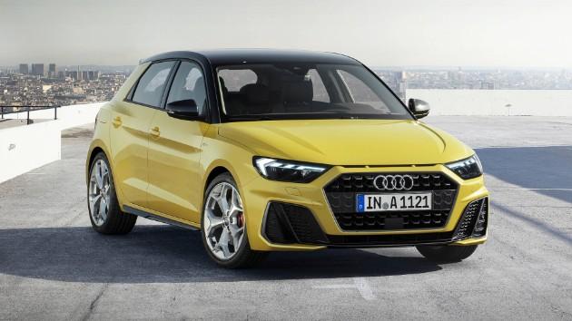 Audi презентовала компактный хетчбэк A1 3