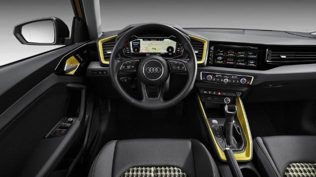 Audi презентовала компактный хетчбэк A1 5