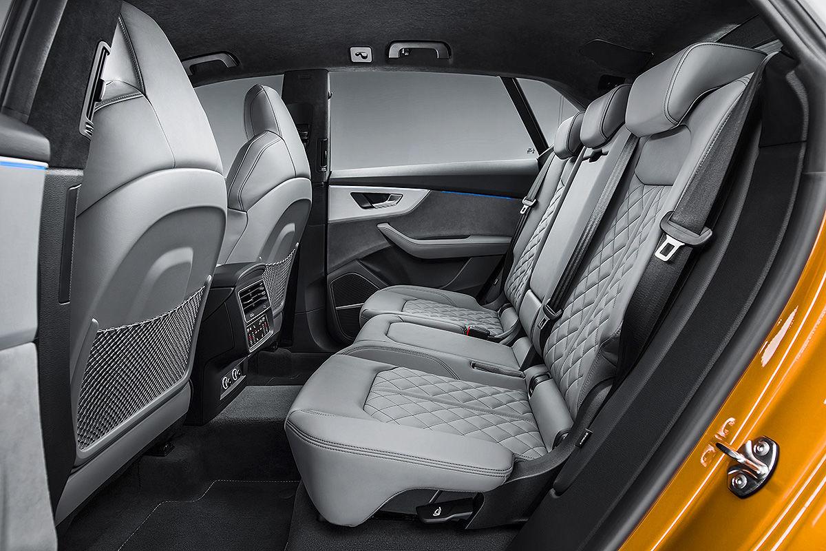 Обзор нового Audi Q8 4