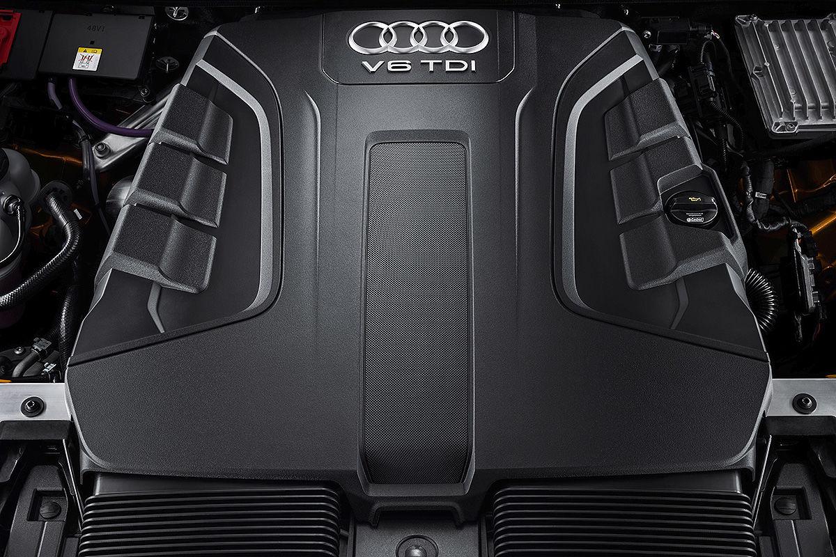 Обзор нового Audi Q8 5
