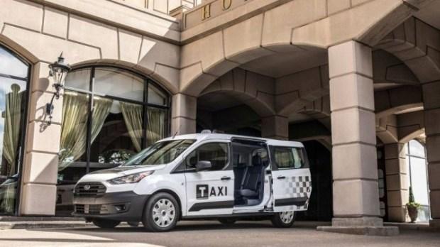 Ford предложит свои автомобили для такси Нью-Йорка 1