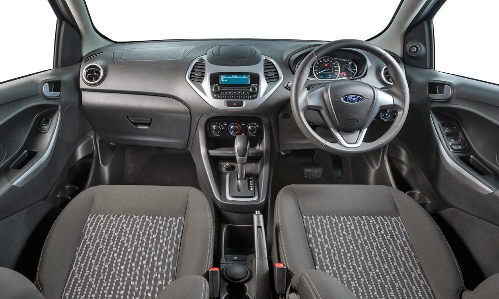 Обновленный «бюджетник» Ford Figo получил новый двигатель 3