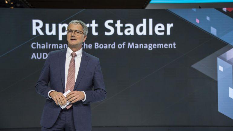 Арест главы Audi усугубил кризис в Volkswagen 1