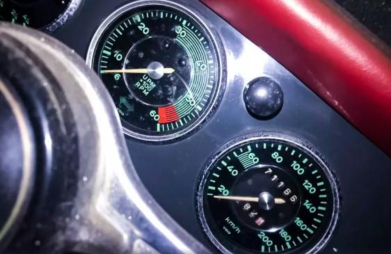 В американском амбаре нашли редкий Porsche из 60-х 3