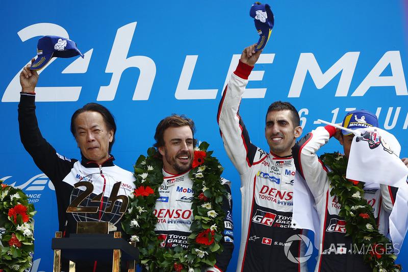 Toyota победила в марафоне «24 часа Ле-Мана» 1