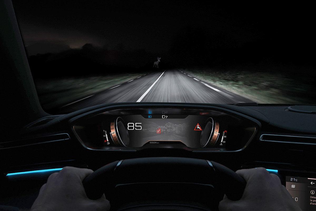 Новый Peugeot 508: первый тест-драйв 3