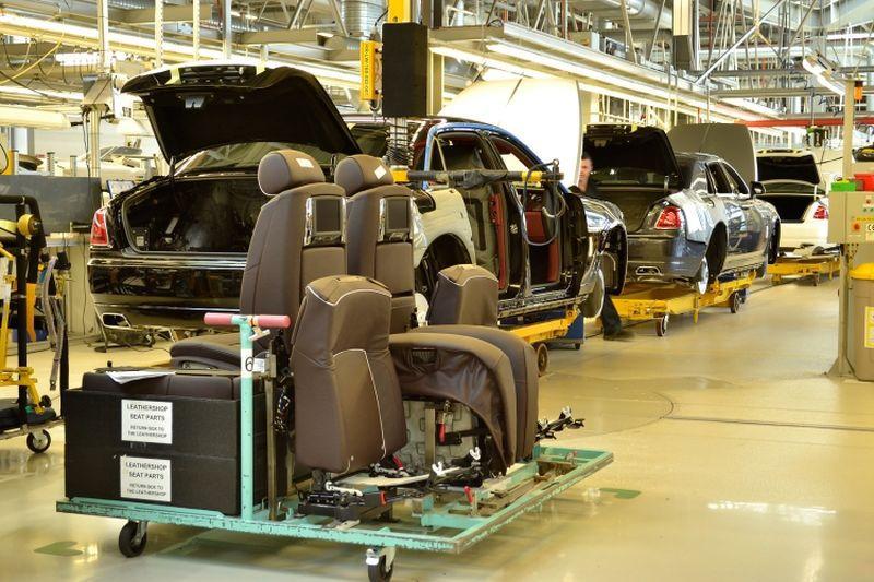 Rolls-Royce планирует массовые сокращения сотрудников 1