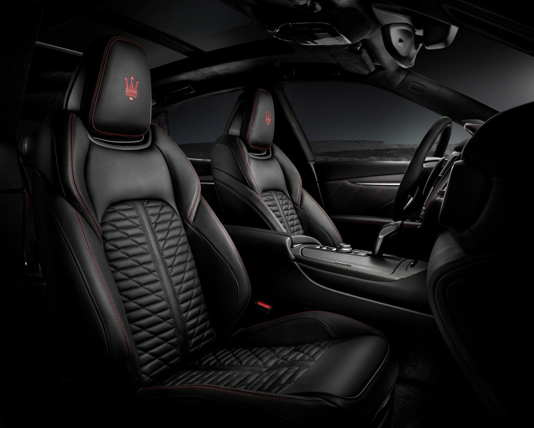 Maserati построила быстрейший автомобиль в своей истории 4