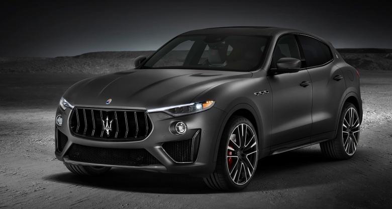 Maserati построила быстрейший автомобиль в своей истории 1