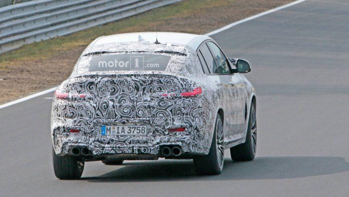 Компания BMW тестирует новый «хардкорный» кроссовер 3