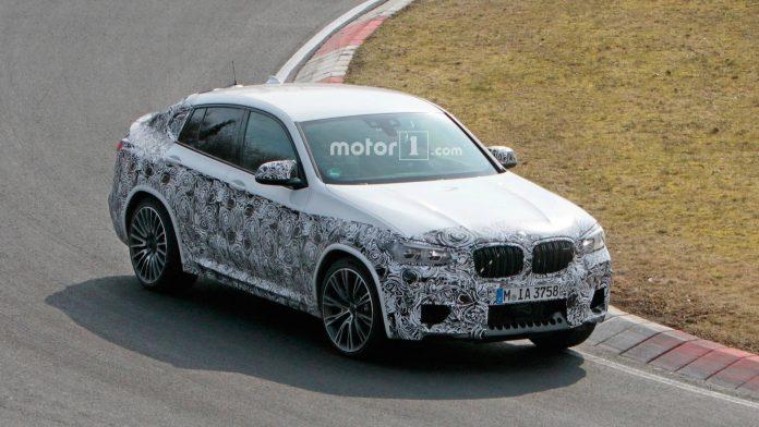 Компания BMW тестирует новый «хардкорный» кроссовер 1