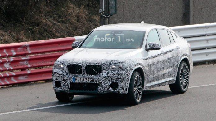 Компания BMW тестирует новый «хардкорный» кроссовер 2