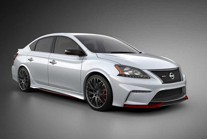 Nissan работает над двумя новыми седанами 1