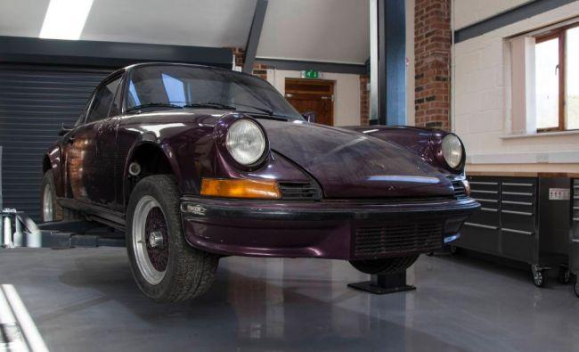 Тюнеры «вернут к жизни» легендарный Porsche 1
