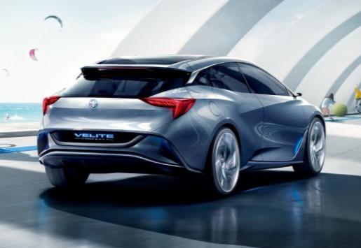 Компания Buick готовит новую серийную модель 2