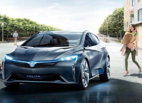 Компания Buick готовит новую серийную модель 1