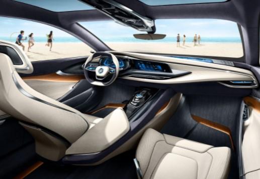 Компания Buick готовит новую серийную модель 3