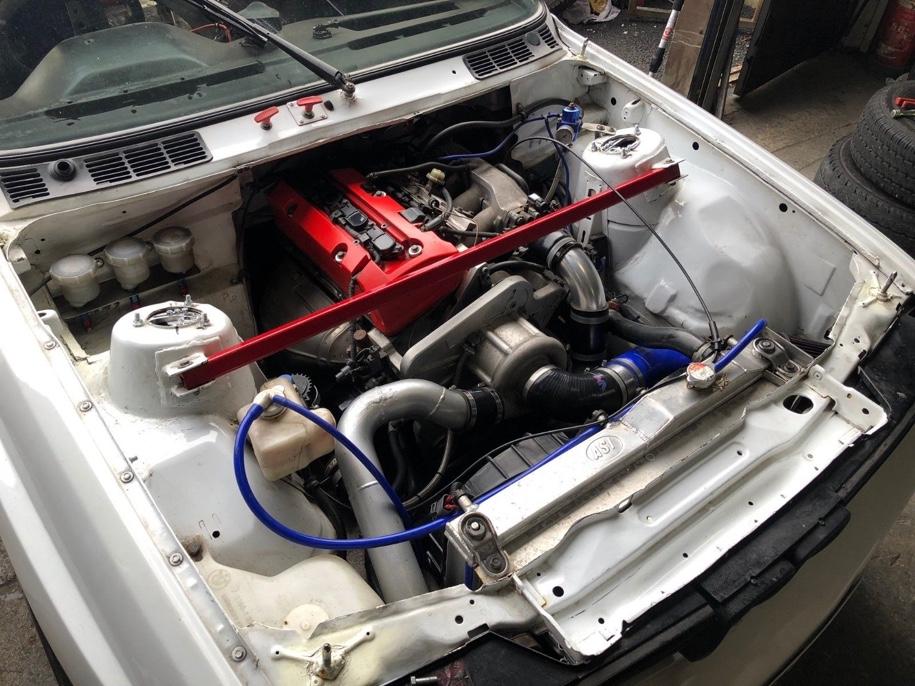 «Трешку» BMW с мотором от Honda пустят с молотка 2