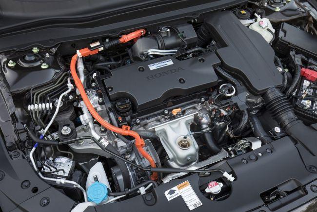 Гибридная Honda Accord выходит на автомобильный рынок 4