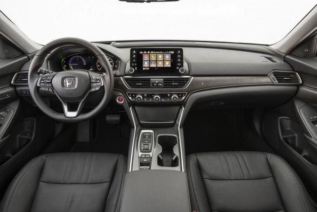 Гибридная Honda Accord выходит на автомобильный рынок 3