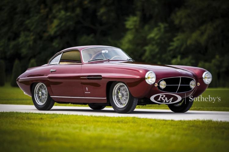 Дизайнерский Fiat продадут с аукциона за рекордные 1,75 миллиона долларов 2
