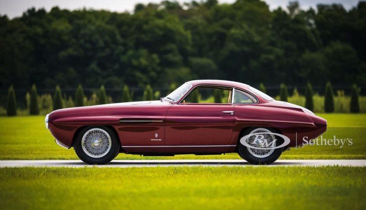 Дизайнерский Fiat продадут с аукциона за рекордные 1,75 миллиона долларов 6