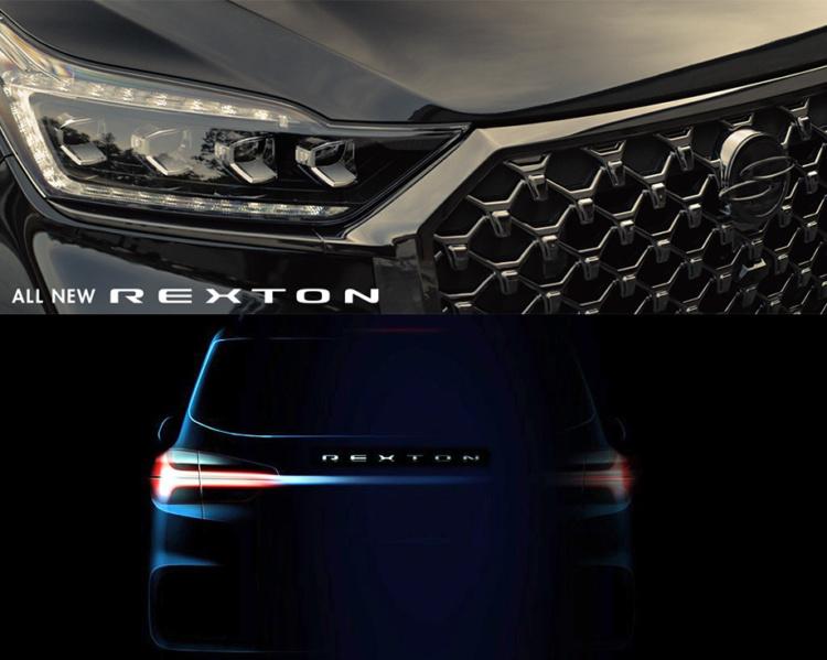 SsangYong презентовал обновленный внедорожник Rexton (фото) 1