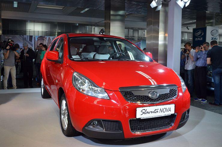 В Украине выпустили новую модель автомобиля: фото, подробности 1