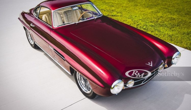 Дизайнерский Fiat продадут с аукциона за рекордные 1,75 миллиона долларов 4