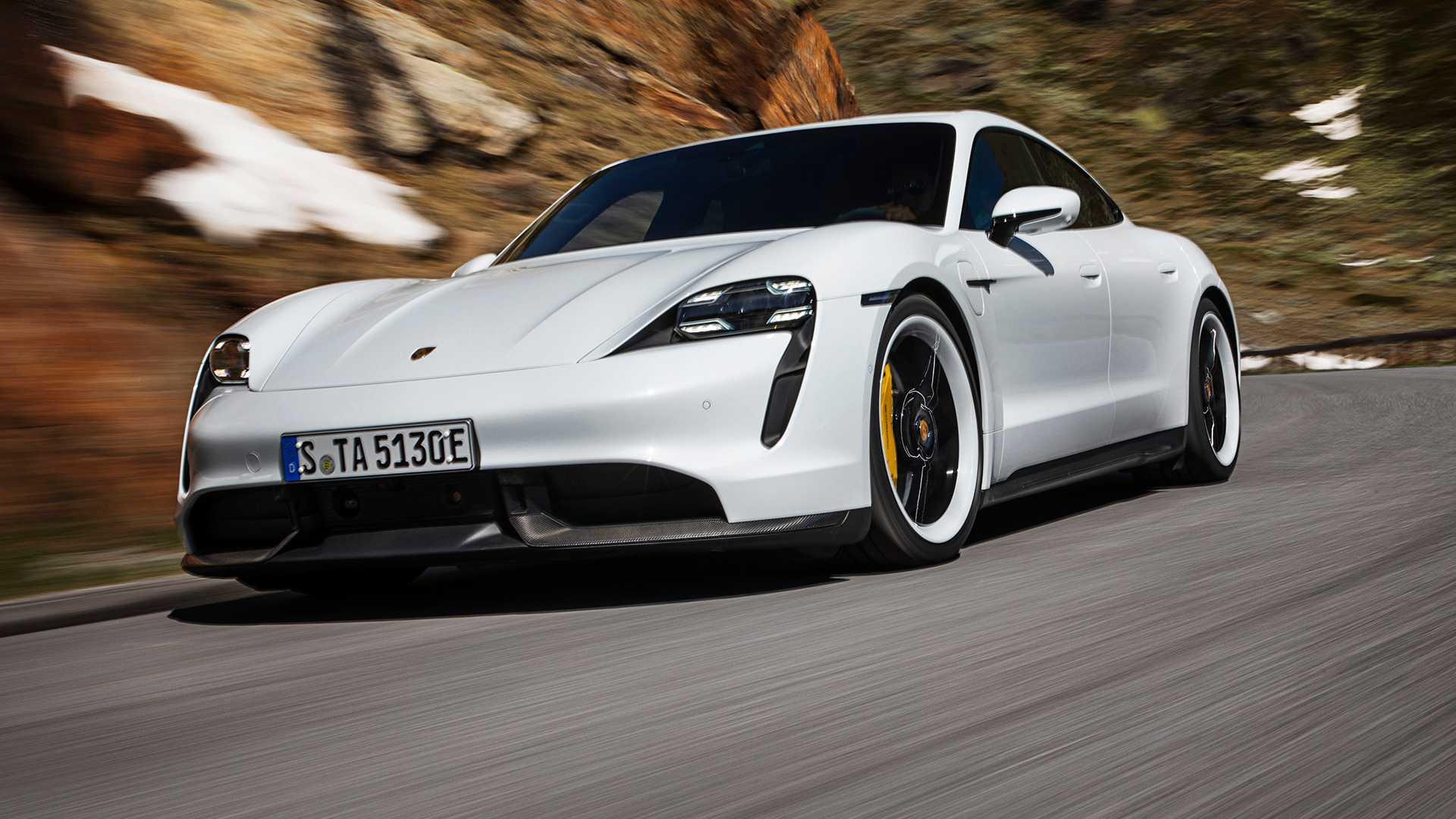 Немцы назвали лучшие автомобили 2020 года 8