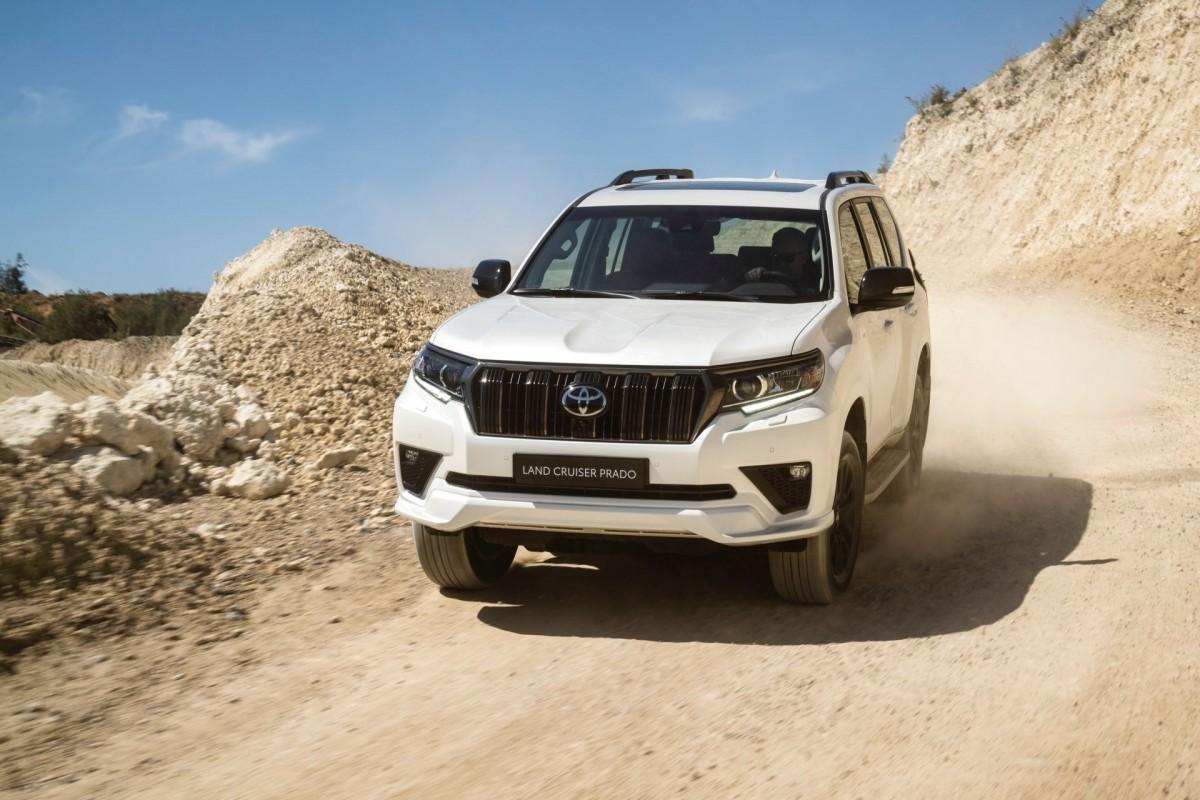 В Украине стартуют продажи обновленного Toyota Land Cruiser Prado 2021 1