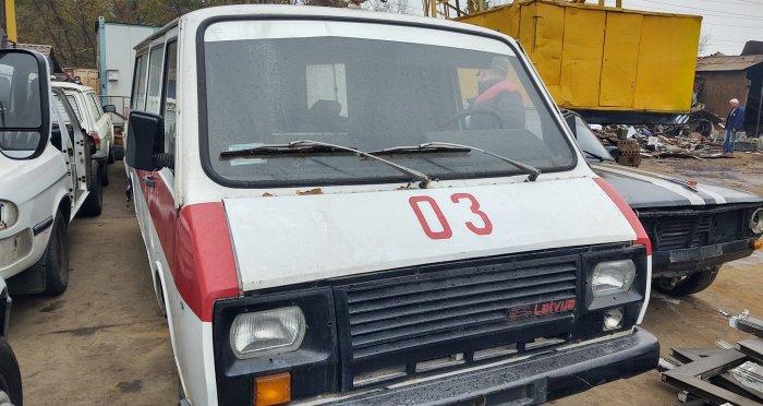 В Украине спасти от утилизации 8 раритетных машин 1