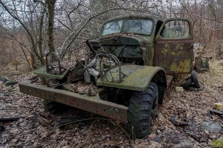 В Европе нашли уникальную свалку с украинскими автомобилями 5