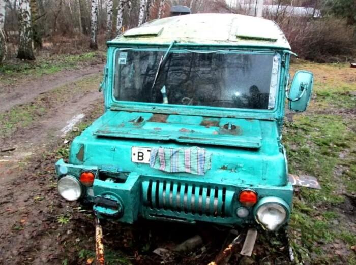 Самый страшный украинский ЛуАЗ стоимостью 33000 гривен (фото) 1