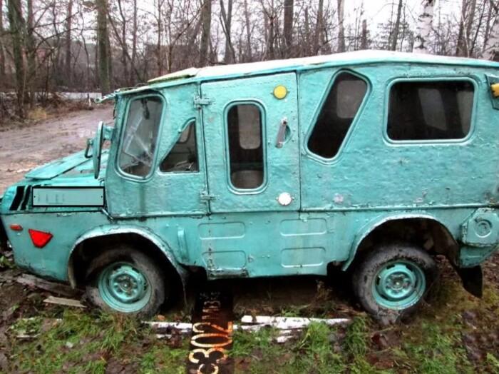 Самый страшный украинский ЛуАЗ стоимостью 33000 гривен (фото) 2