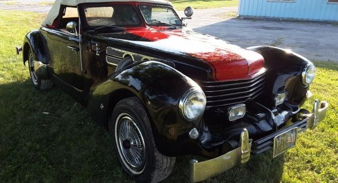 Обнаружена тайная коллекция довоенных авто - находки впечатляют: фото 4