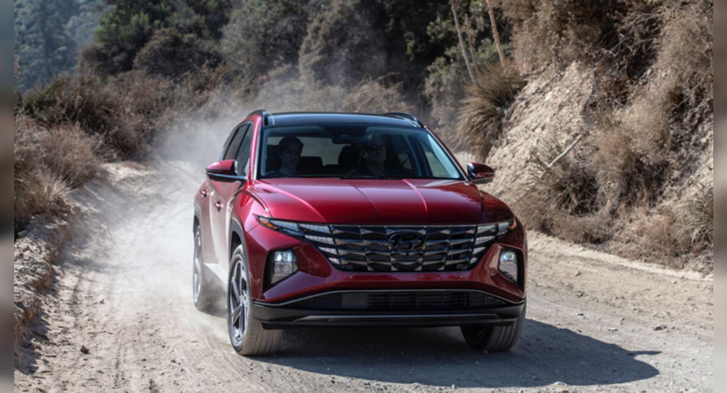 Hyundai официально представила новую версию Tucson 2021 1