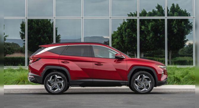 Hyundai официально представила новую версию Tucson 2021 2