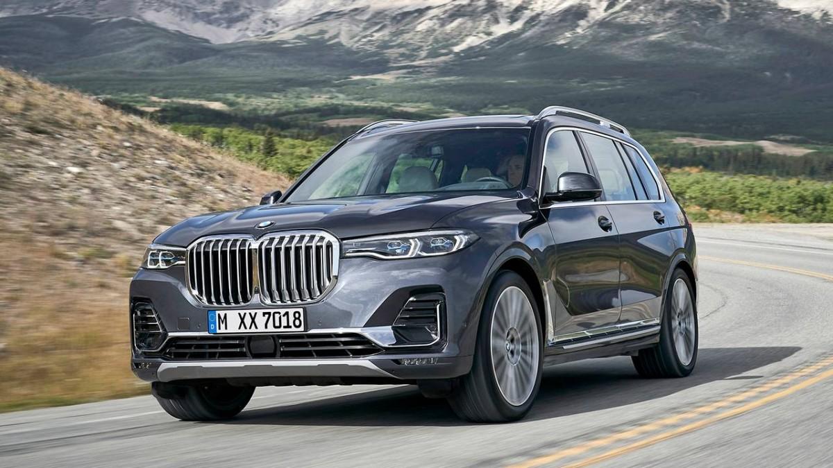 Новые модели BMW не боятся камер автоматической фиксации нарушения ПДД 1