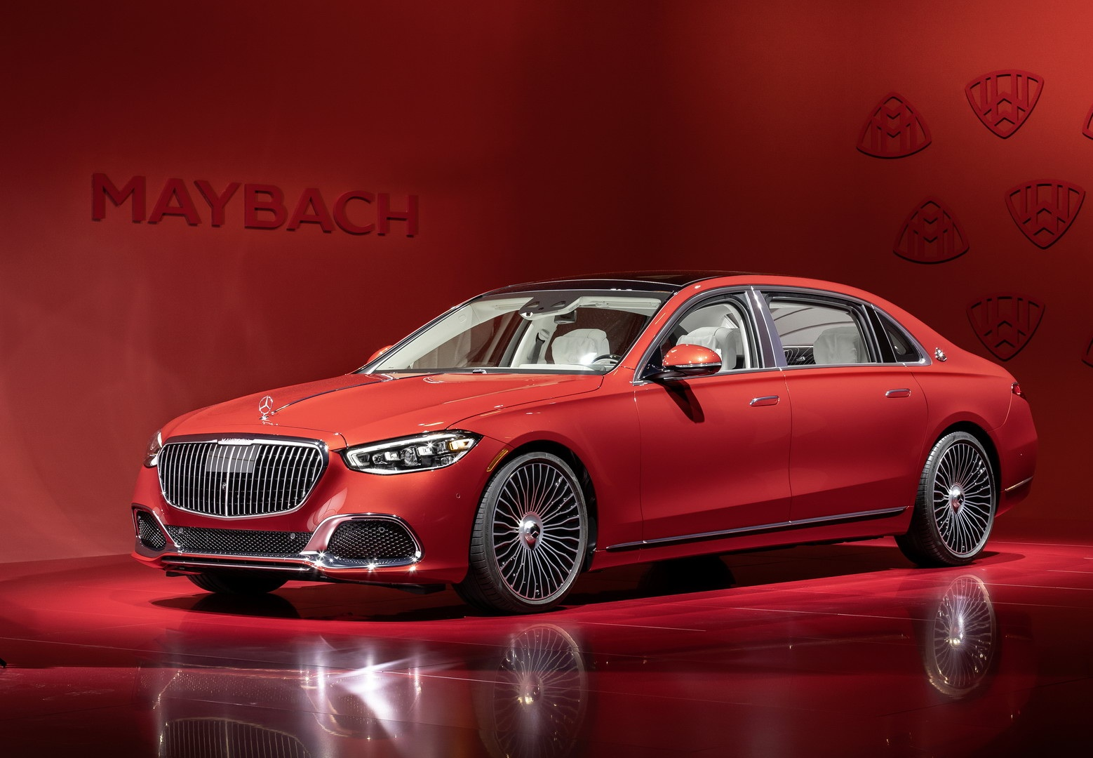 Эталон роскоши: Mercedes представил новый Maybach S-Class 1