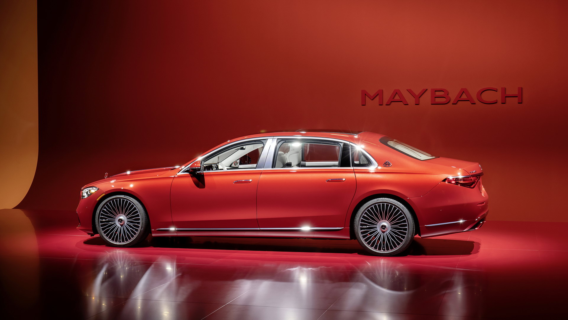 Эталон роскоши: Mercedes представил новый Maybach S-Class 2
