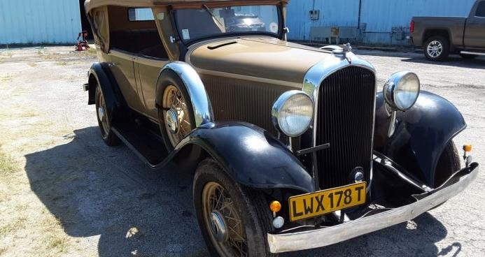 Обнаружена тайная коллекция довоенных авто - находки впечатляют: фото 3