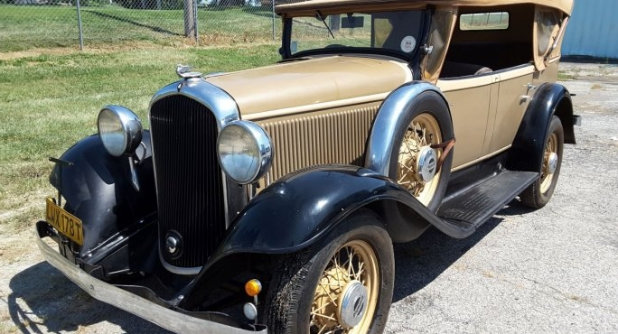 Обнаружена тайная коллекция довоенных авто - находки впечатляют: фото 2